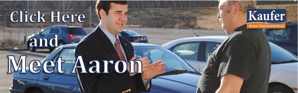 Click Here to Meet Aaron!